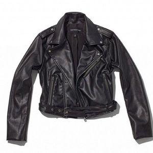 Who What Wear Moto Jacket NWOT